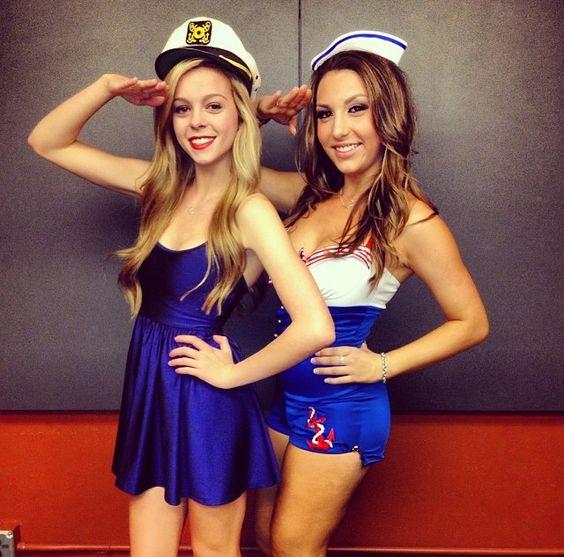 Sailors.