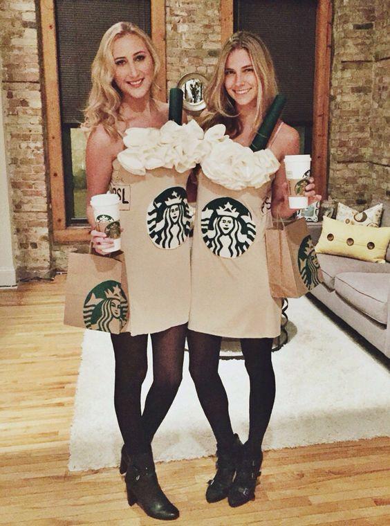 Starbuck Drinks.