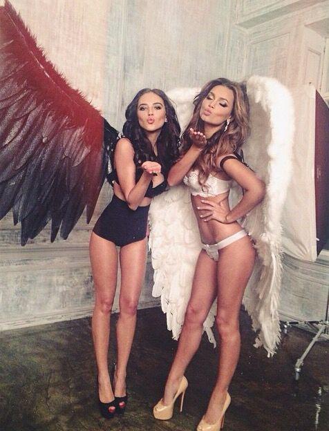 Angel and Devil Costume.