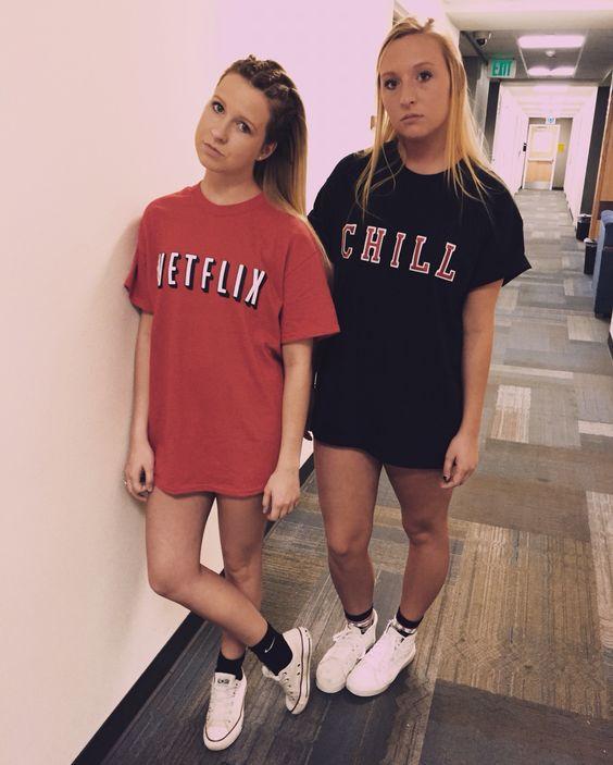 Netflix and Chill.