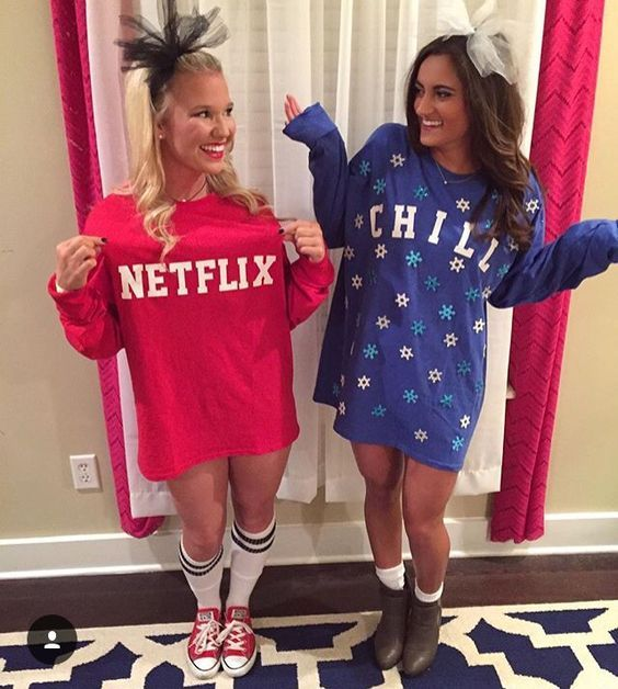Halloween Shirt Ideas Girls.60 Awesome Girlfriend Group Costume Ideas 2017