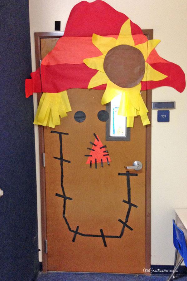 Scarecrow Door.