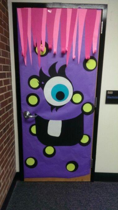Little Door Monster.
