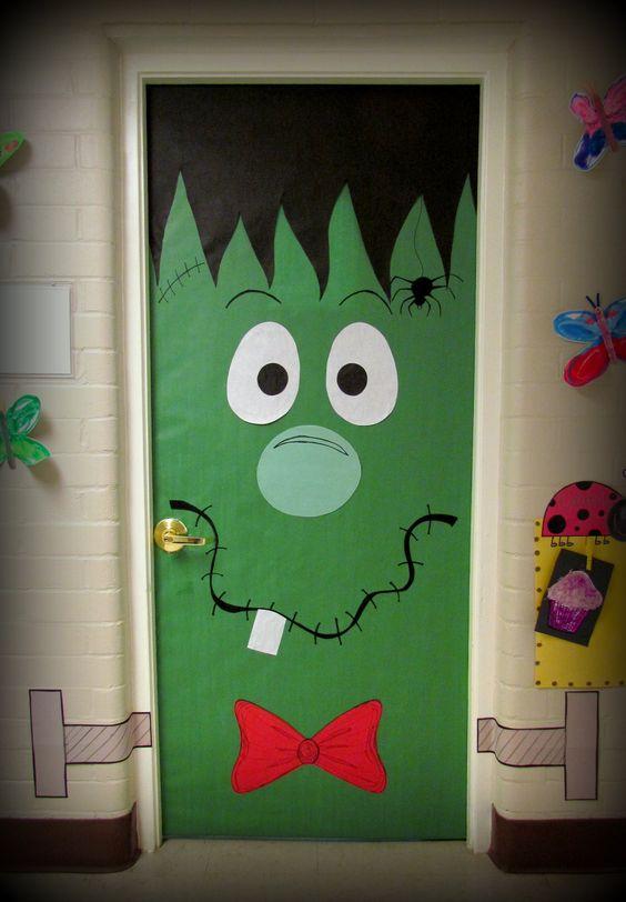 Frankenstein Door.