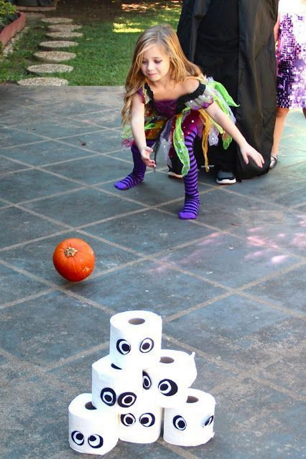 20 Fun And Easy Halloween Game Ideas For Kids 2017