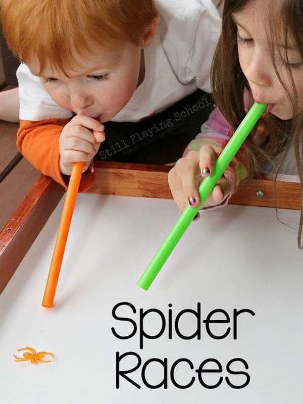 Spider Races.