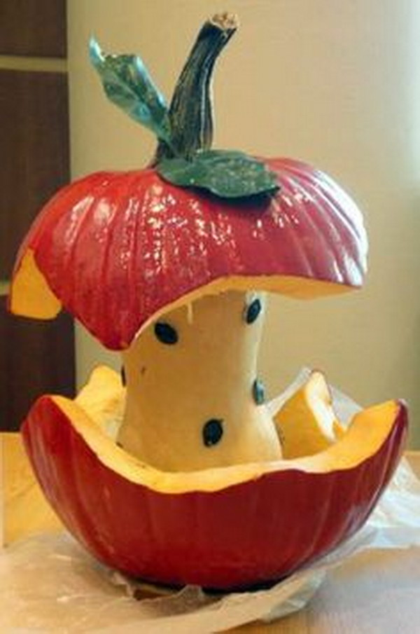 pumpkin decorating ideas pictures - Creative Pumpkin Carving Ideas for Halloween Decorating 2017
