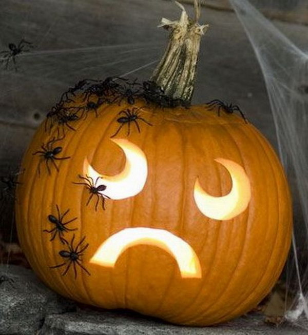 Creative pumpkin carving ideas for halloween decorating