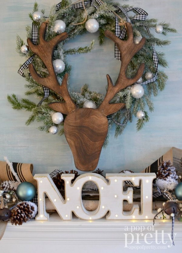 Creative Reindeer Inspired Crafts amp Decorations For