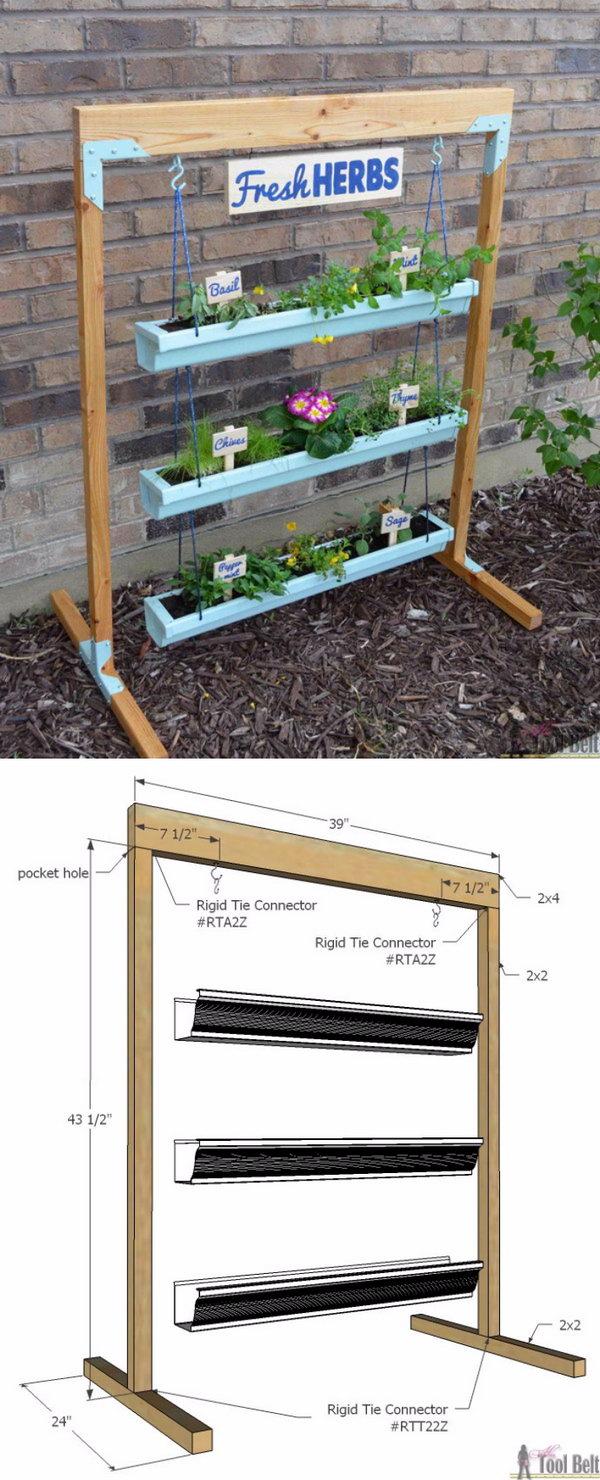 30 Cool Indoor And Outdoor Vertical Garden Ideas 2017