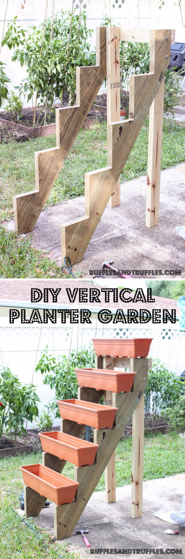 30 Cool Indoor and Outdoor Vertical Garden Ideas 2017 – Diy Vertical Garden Plans