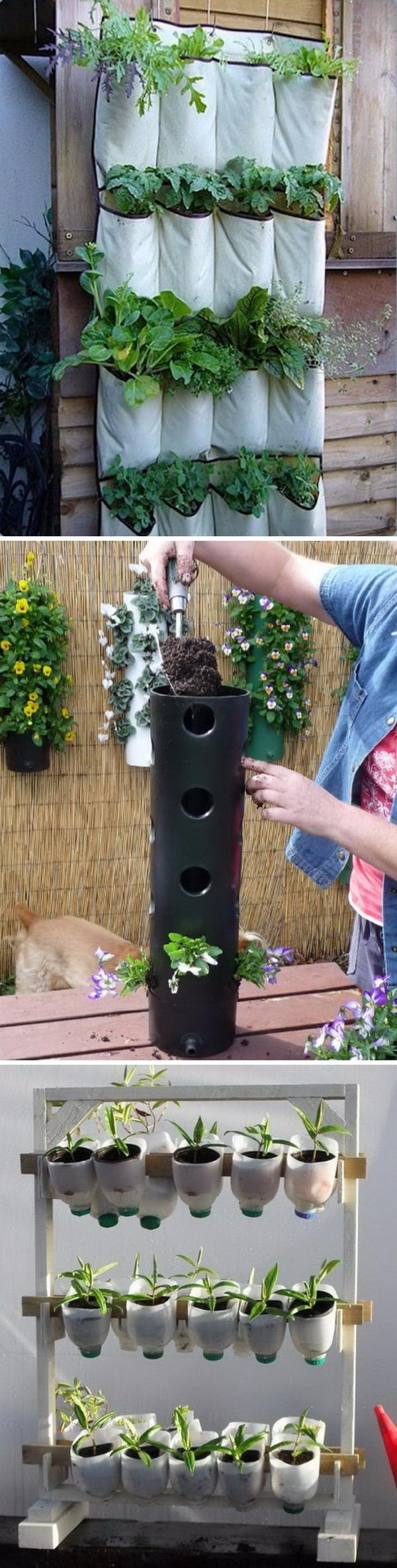 Indoor Hanging Garden Ideas Part - 25: Cool Indoor And Outdoor Vertical Garden Ideas.