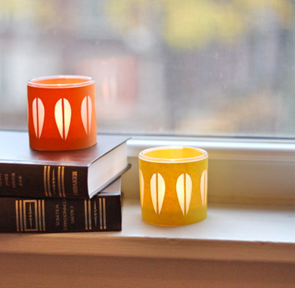 Cathrineholm Candle Holders. See how