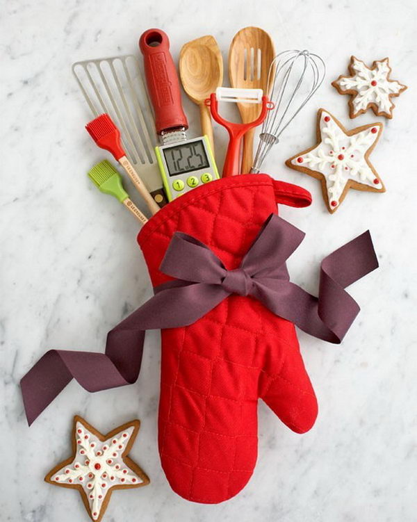 Kitchen Themed Gifts.