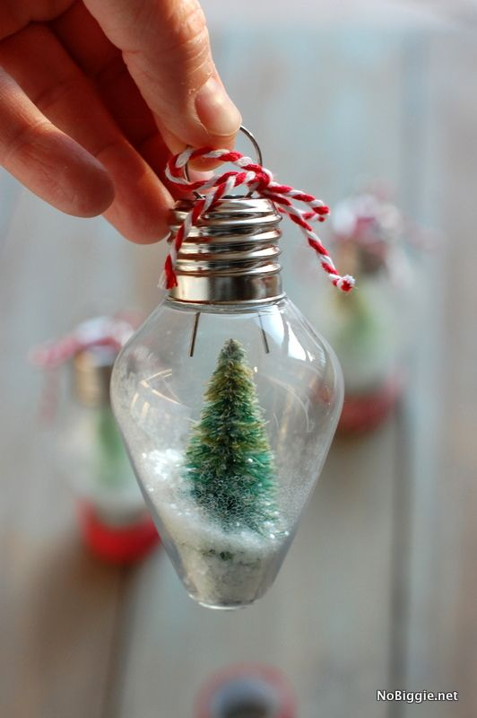 20 Beautiful DIY Snow Globe Ideas & Tutorials 2017
