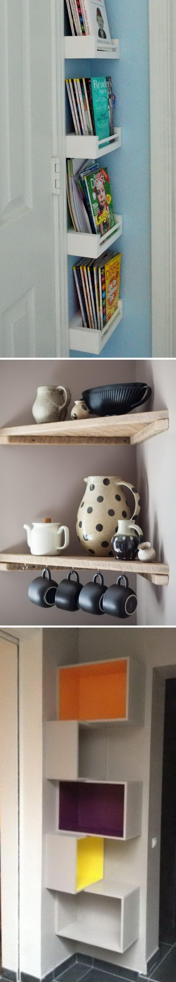 20+ diy corner shelves to beautify your awkward corner 2017