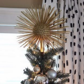 Awesome DIY Christmas Tree Topper Ideas & Tutorials