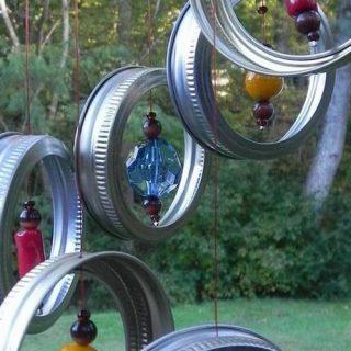 40+ Wind Chime DIY Ideas & Tutorials