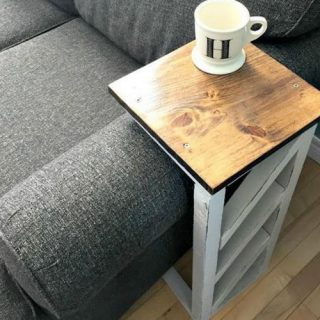 20+ Easy DIY Console Table and Sofa Table Ideas