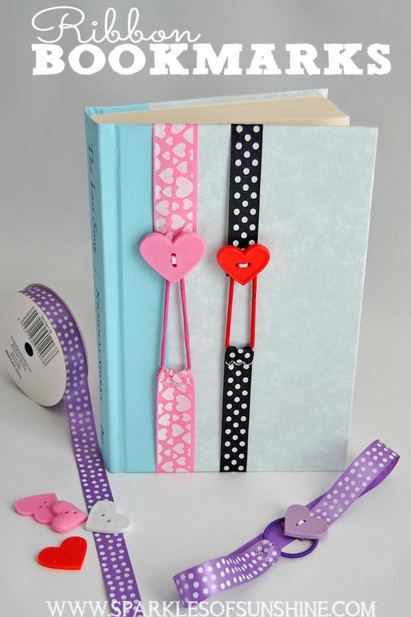 Ribbon Bookmarks.