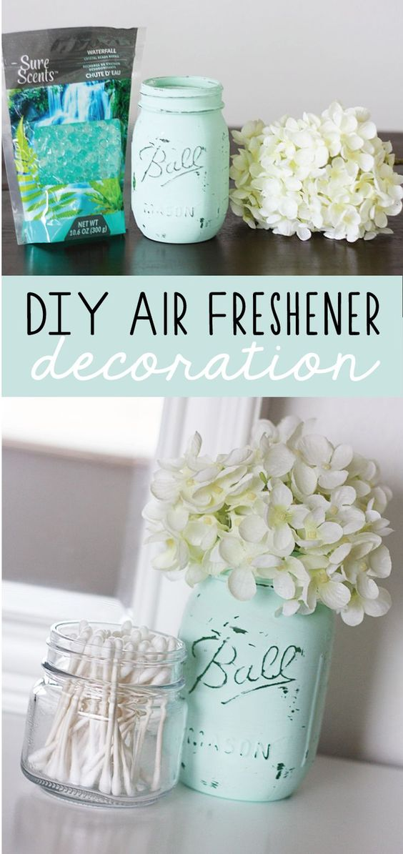 DIY Air Freshener Decoration.
