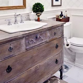 50+ Gorgeous Bathroom Makeovers With Before And After Photos