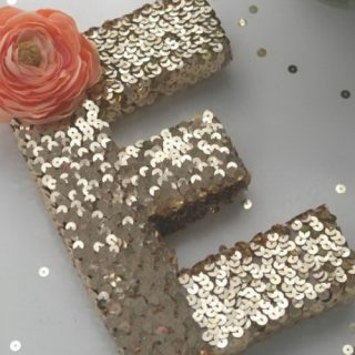 45 Awesome DIY Ideas for Making Your Own Decorative Letters