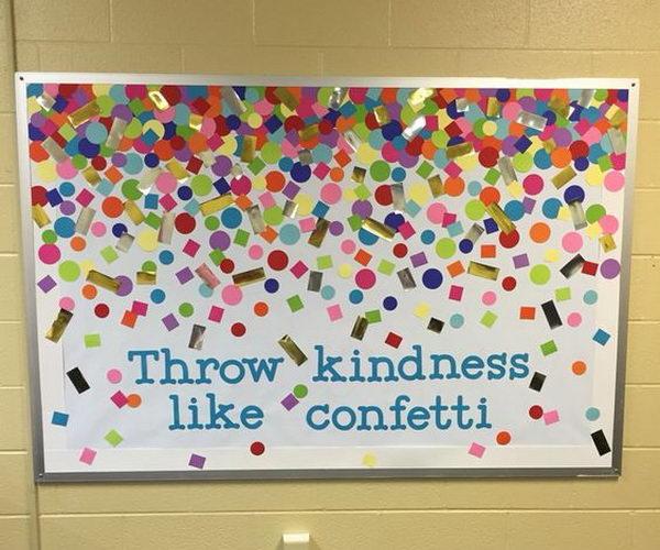 35 Creative Bulletin Board Ideas For Classroom Decoration 2017