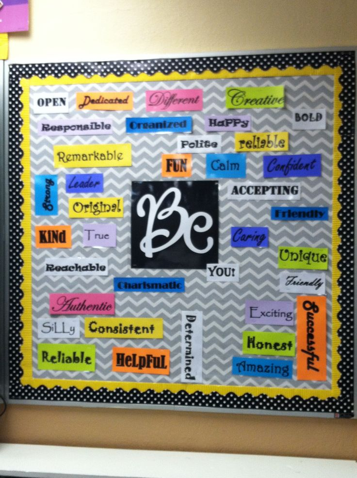 35  creative bulletin board ideas for classroom decoration