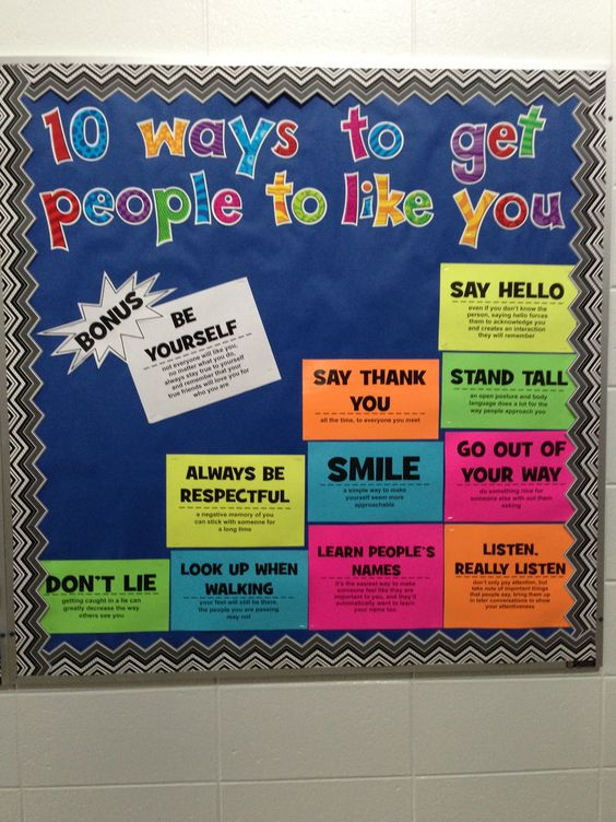35+ Creative Bulletin Board Ideas for Classroom Decoration 2017