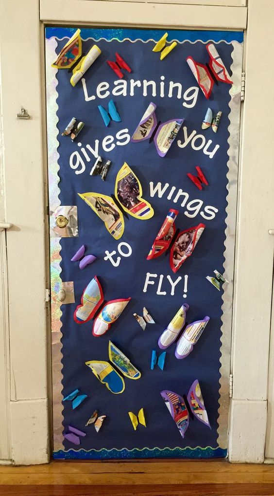 Owl Classroom Decoration Ideas ~ Creative bulletin board ideas for classroom decoration