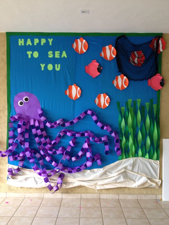 Small Exhibition Stand Year : Creative bulletin board ideas for classroom decoration