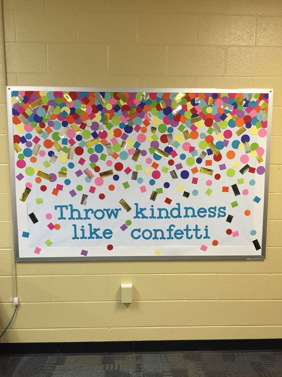 Classroom Bulletin Board Design For High School ~ Creative bulletin board ideas for classroom decoration