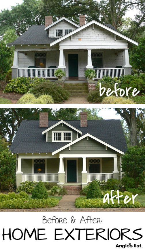 Transform Your House with a Little Paint.