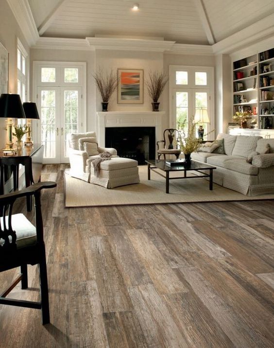 30+ Awesome Flooring Ideas for Every Room 2017