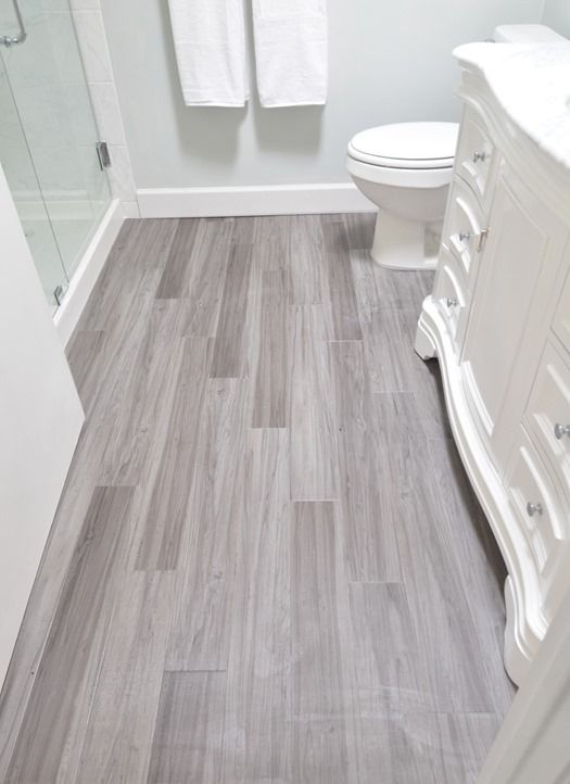 Grey Maple Flooring.
