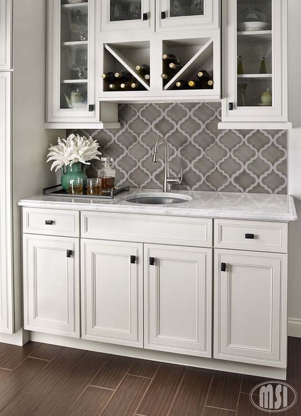 Beauty Of Mosaic Tile Backsplash For Your Kitchen ...