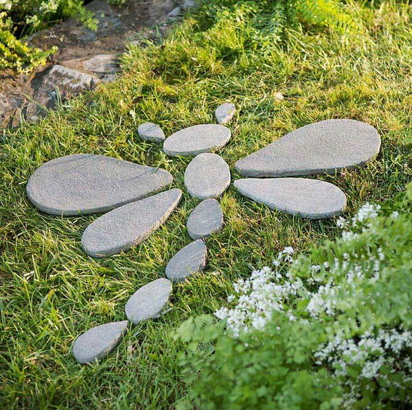 Decorative Stones Dragonfly.