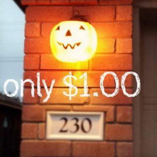 30+ DIY Spooky Halloween Lights