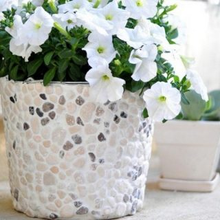 35+ Cool DIY Flower Pots