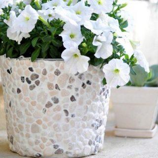 35+ Cool DIY Flower Pots
