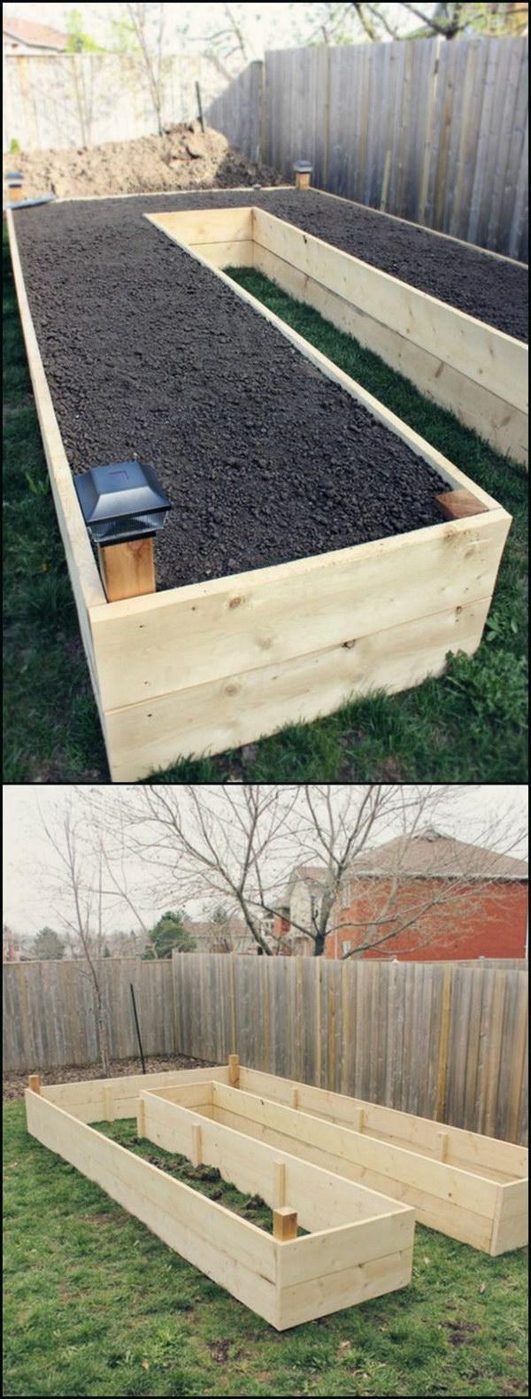 35+ diy raised garden beds 2017
