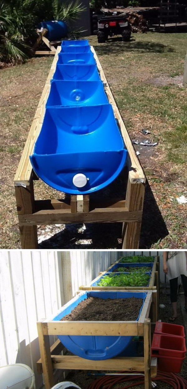 35 Diy Raised Garden Beds 2017