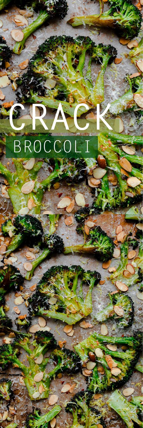 Crack Broccoli.