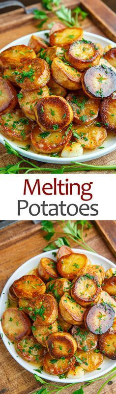 Melting Potatoes.