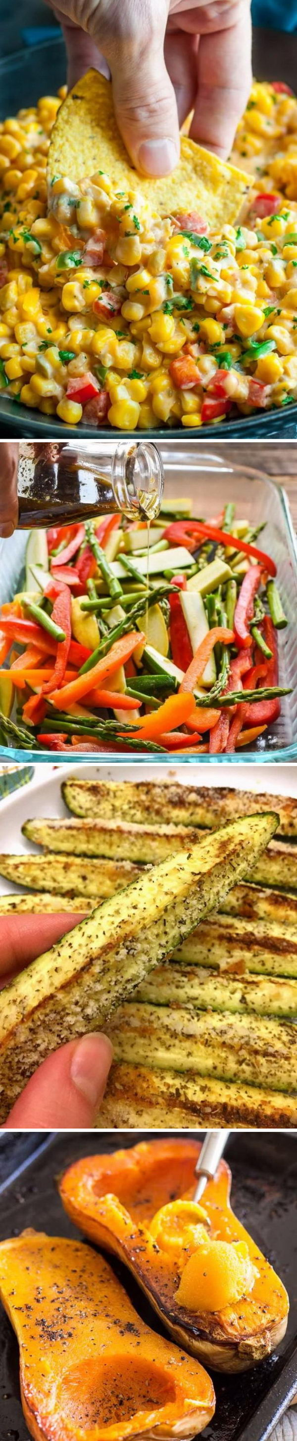 Best Thanksgiving Vegetable Side Dishes.