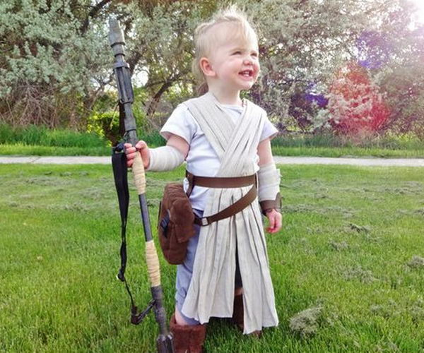 20+ Star Wars Costumes And DIY Ideas 2017