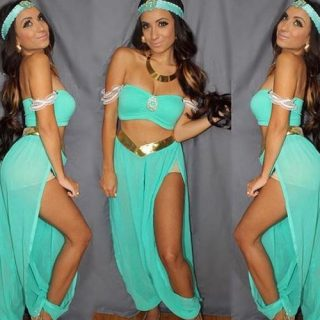 10+ Princess Jasmine Costumes