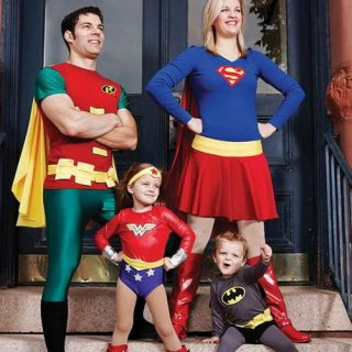 25+ Family Halloween Costumes