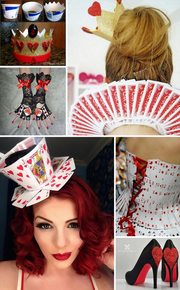 Alice in Wonderland Costumes and DIY Ideas.